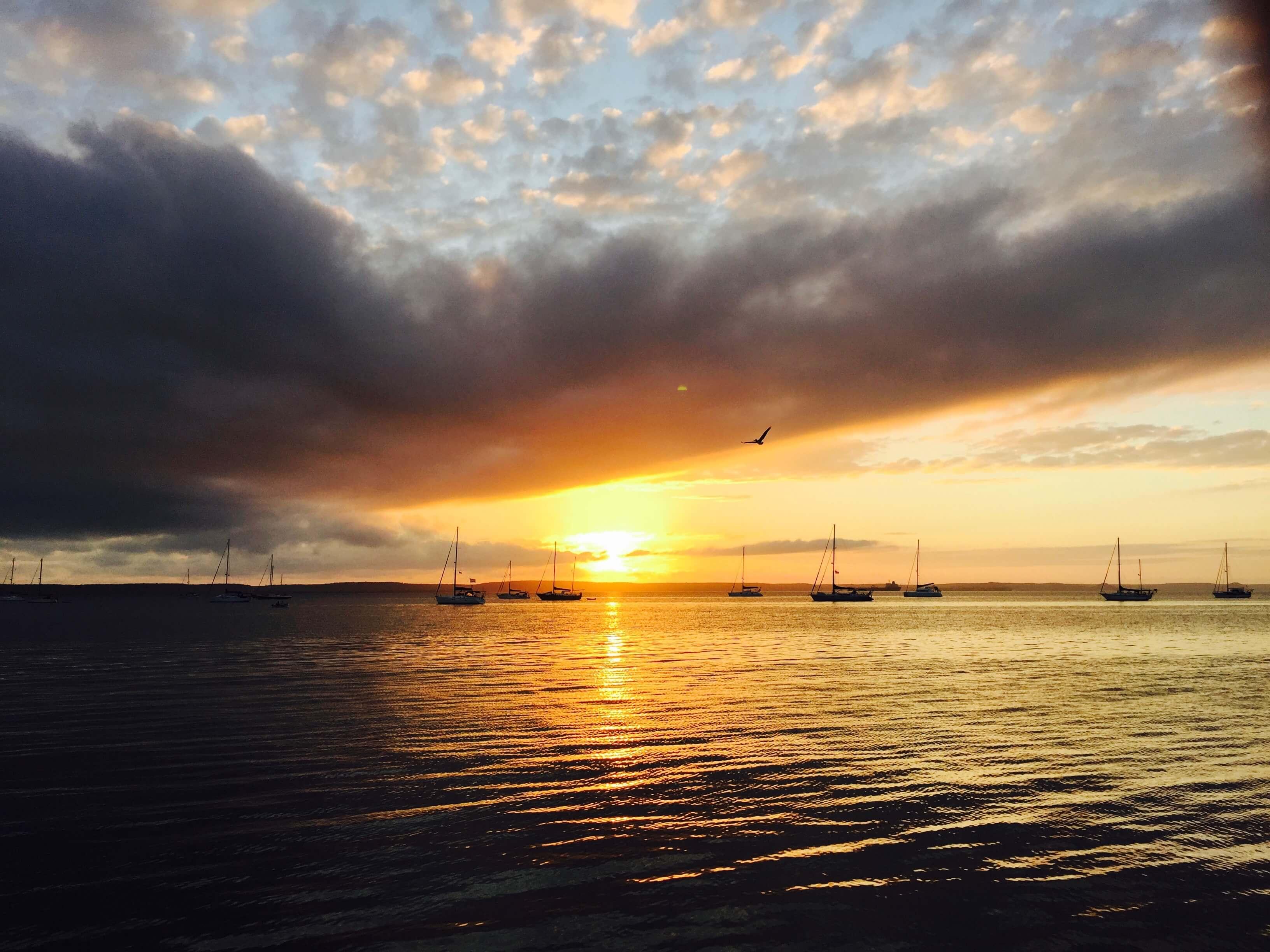 Cienfuegos Sonnenuntergang
