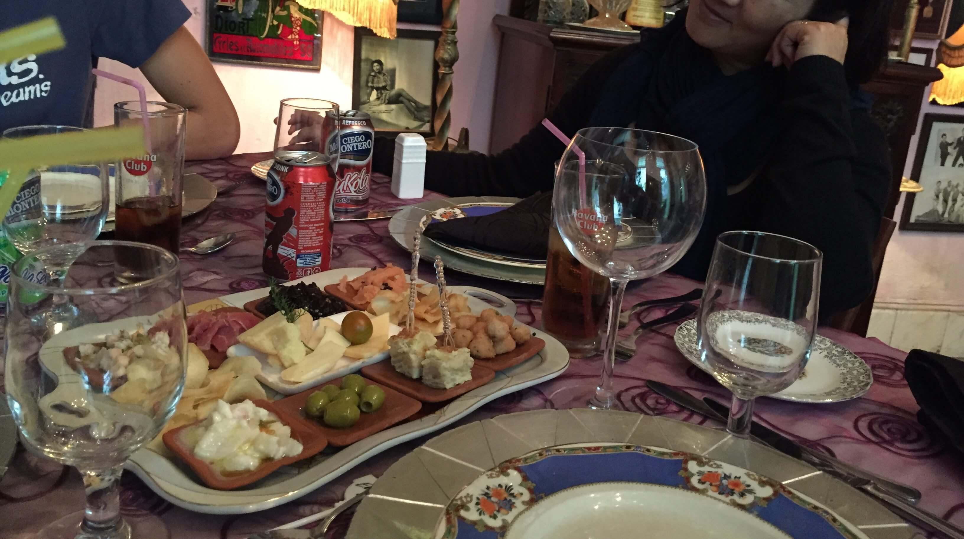 Essen Restaurant San Cristobal