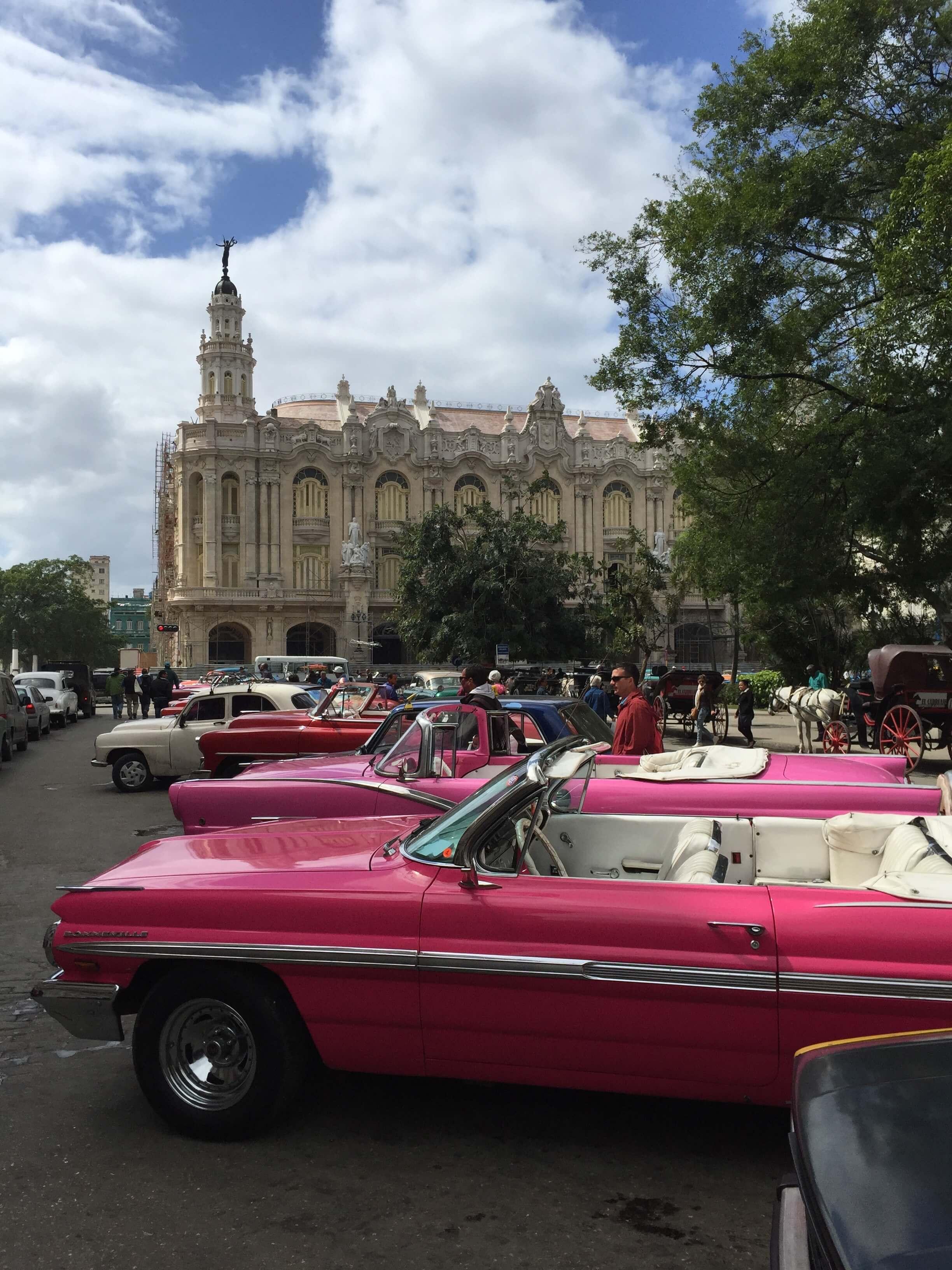 Havanna Oldtimers Havanna