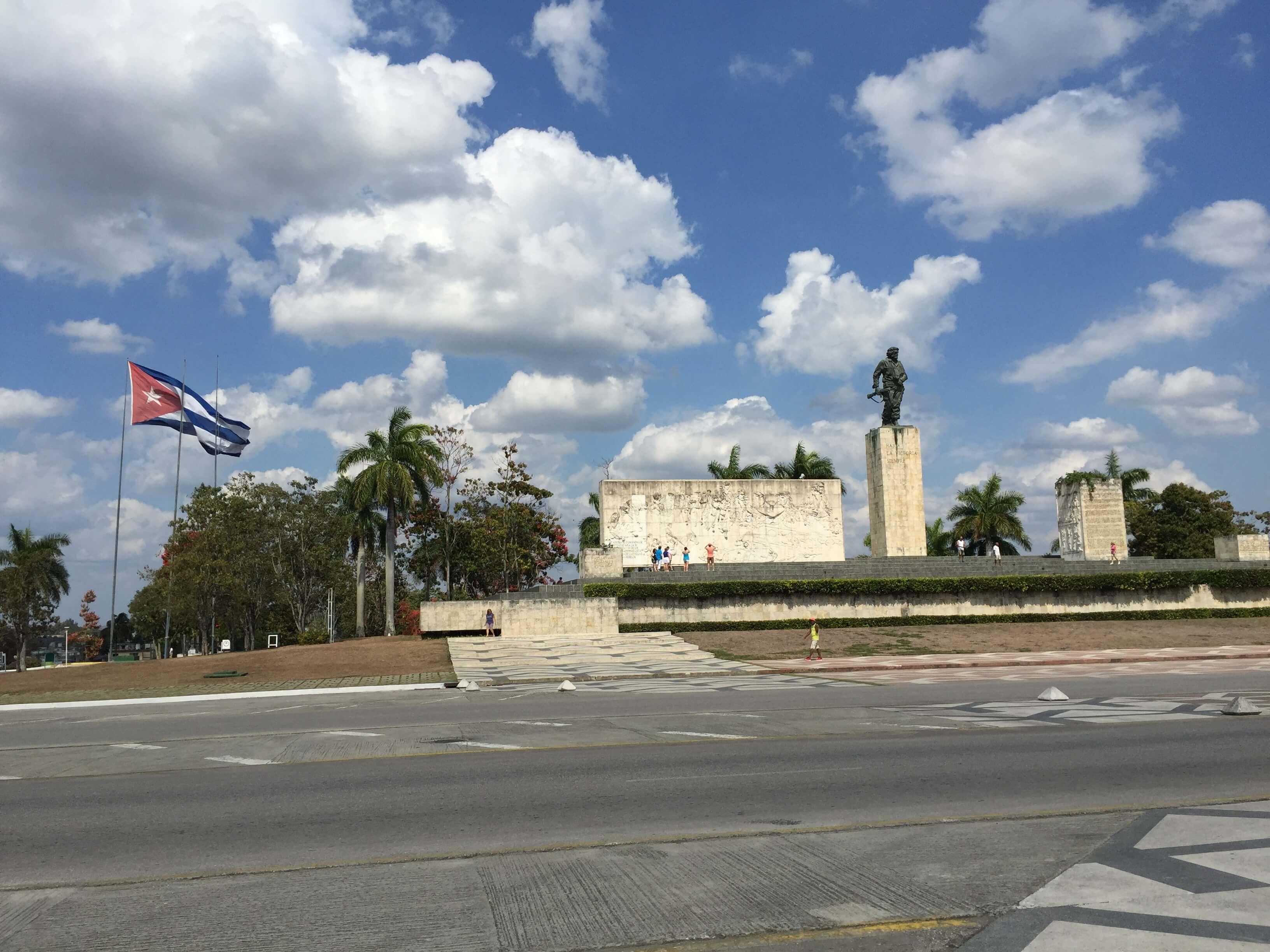 Santa Clara Che Guevara Monument