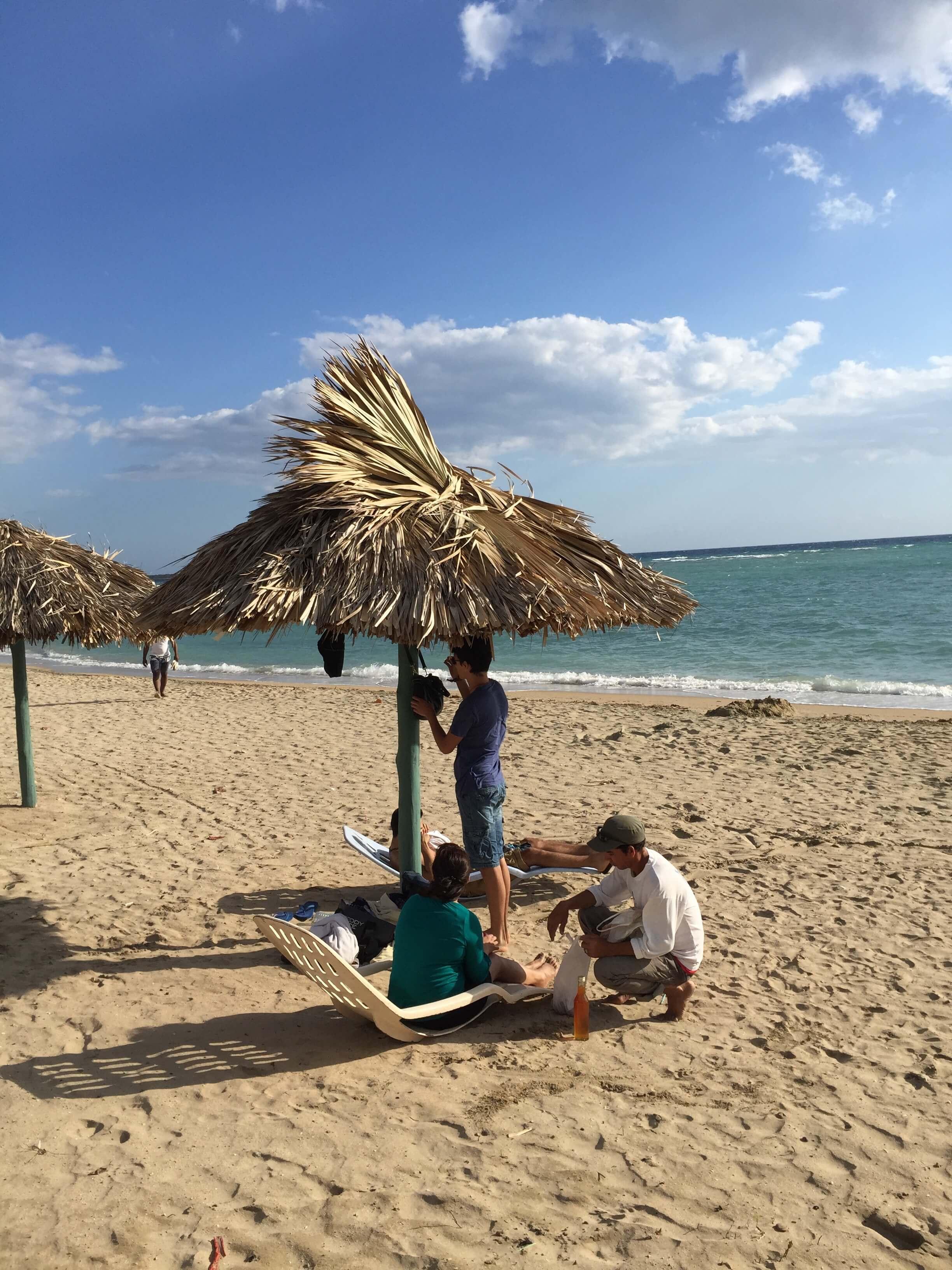 Cienfuegos Strand
